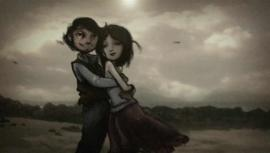 [動畫] A SHORT LOVE STORY IN STOP MOTION